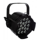 Projecteur optique LED 20 x 3W Platinium