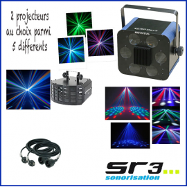 SR3 LED Party