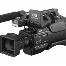 CAMERA D'EPAULE SONY HXR-MC2500